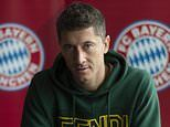 From taking cash off Klopp to a phone call with Fergie: Inside the mind of Robert Lewandowski