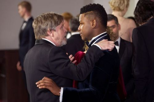 John Boyega Praised By Star Wars Co-Star Mark Hamill And Director Jordan Peele Following Rousing Anti-Racism Speech