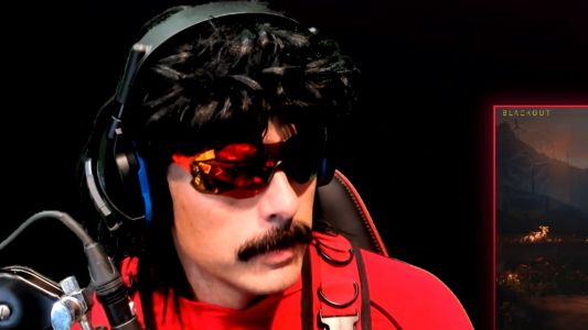 """Twitch takes """"appropriate action"""", bans Dr Disrespect"""