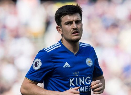 Harry Maguire to snub Man Utd as he has heart set on Man City transfer - but could be left in Leicester limbo