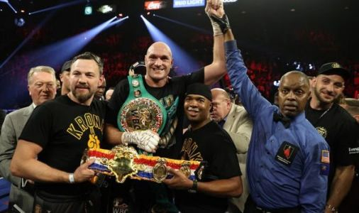 Tyson Fury and Deontay Wilder trilogy fight in talks with Chinese and Australian venues