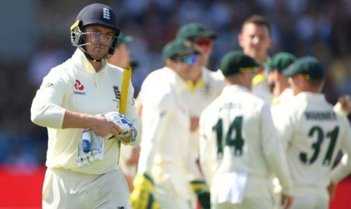 Ashes 2019: England fold before lunch as Australia run riot at Headingley