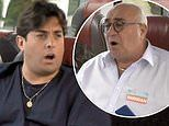 James 'Arg' Argent SLAMMED by Celebrity Coach Trip fans after he shouts at Brendan