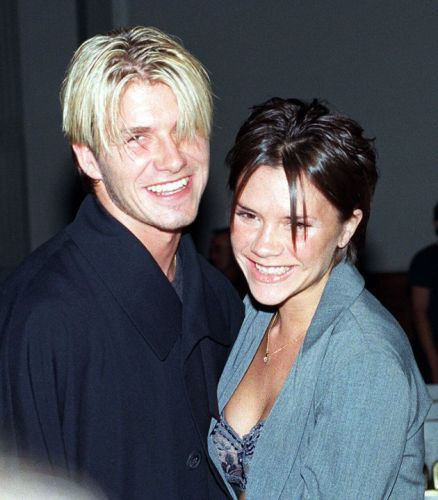 David Beckham Reveals He's Held Onto Adorable Souvenir From The First Time He Met Victoria