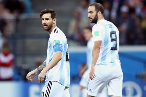 Messi's old Argentina strike partner Gonzalo Higuain set to quit football after awful season in MLS
