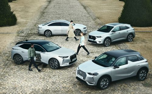 DS Automobiles reveals clothing collection that absorbs carbon dioxide