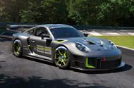 New Porsche 911 GT2 RS Clubsport 25 is £450,000 track special