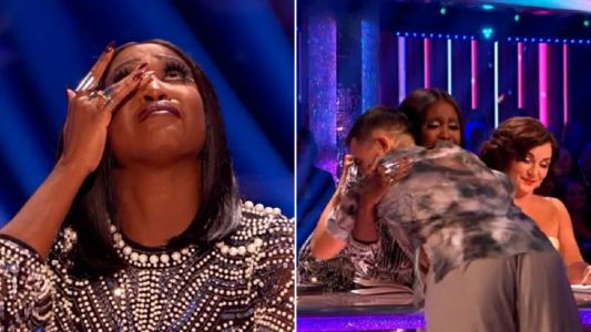 Strictly's Will Bayley leaves Motsi Mabuse and Alfonso Ribeiro in tears after emotional dance