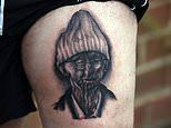 Superfan gets 12-inch tattoo of 71-year-old disabled mugging victim