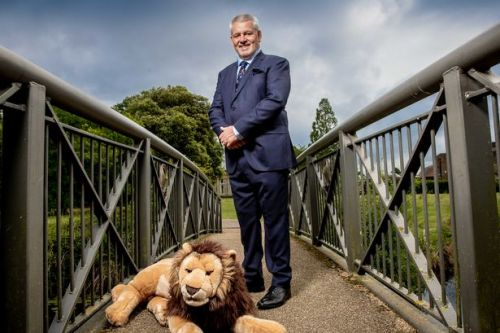 Warren Gatland takes the Lions' reins again but rules out EVER coaching England