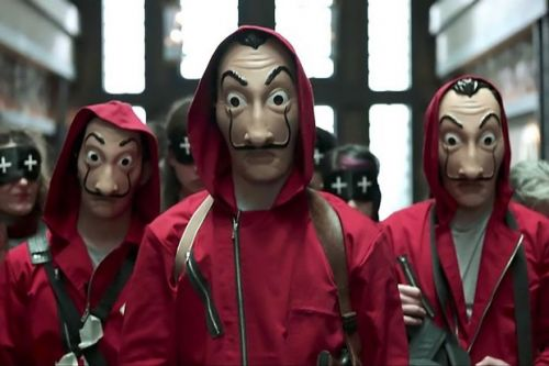 Meet the cast of Money Heist season 4 on Netflix