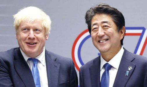 Brexit LIVE: Are you watching, Brussels? UK and Japan unite for deal FAR BIGGER than EU's