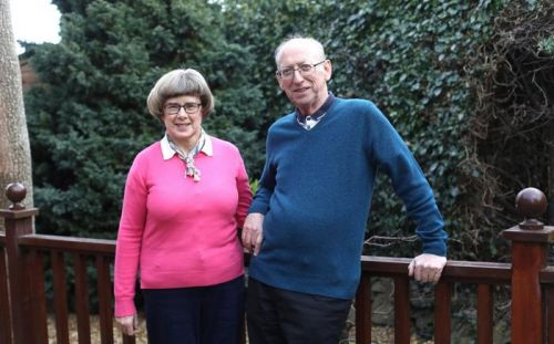 Meet the Northern Ireland couples who prove it's never too late to fall in love