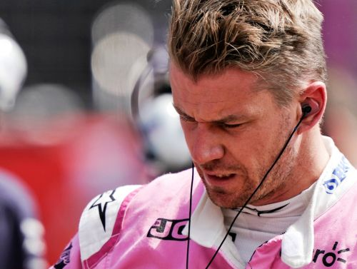 Hulkenberg: Red Bull link unexpected