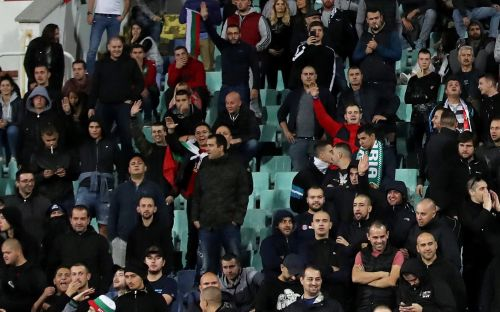 England's Euro 2020 qualifier in Bulgaria marred by racist abuse
