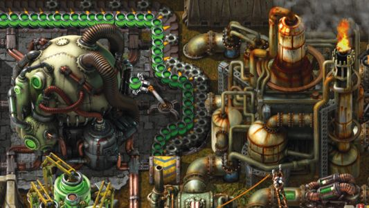 The Factorio release date is set for September 2020
