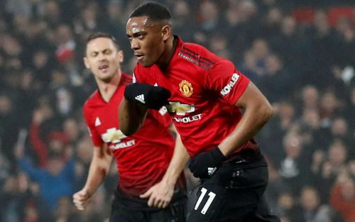 Manchester United face battle to convince Anthony Martial to stay despite triggering contract extension