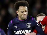 Napoli interested in signing West Ham star Felipe Anderson