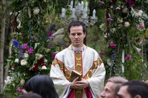 Why so many women are attracted to Fleabag's Priest, according to psychologist