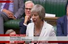 Watch: Theresa May delivers her verdict on Boris Johnson's deal