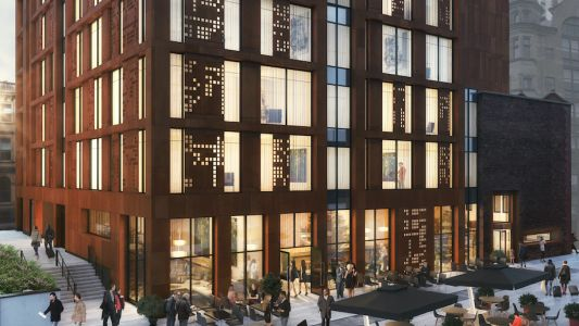 Moxy Manchester City to open next month