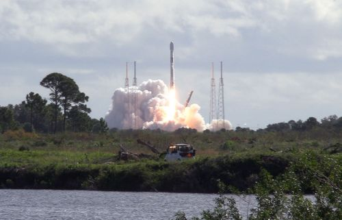 Successful launch continues deployment of SpaceX's Starlink network