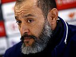 Nuno Espirito Santo says his Wolves stars must wait for their holidays