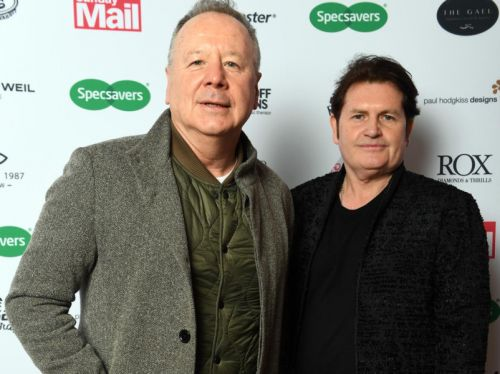Simple Minds, Incredible String Band and Twin Atlantic honoured at Scottish Music Awards