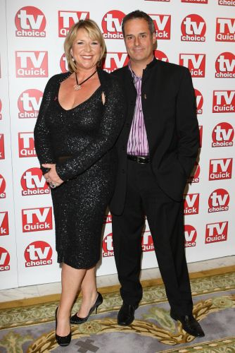 Fern Britton and husband Phil Vickery announce they've spilt after 20 years together