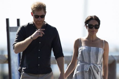 Meghan Markle and Harry 'fly on private jet again' after gas-guzzling Ibiza trip