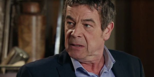 Where is Johnny in Coronation Street?