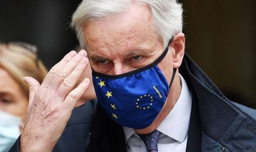 'Exasperated' Barnier growing 'impatient' as EU chief heads to London for Brexit showdown
