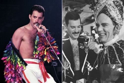 Freddie Mercury's rare photo of 'never-mentioned Queen member' shared with fans