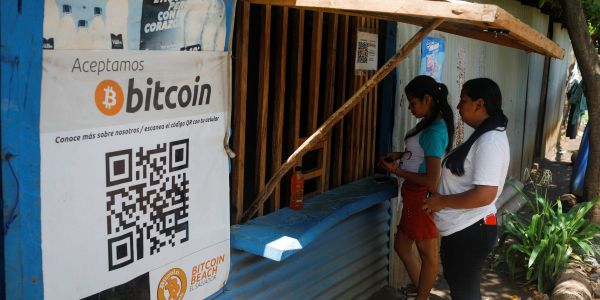 The father of El Salvador's Bitcoin Beach received an anonymous donation of a cryptocurrency fortune - now the local economy runs on it