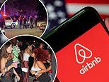 Airbnb threatens to sue New Jersey revelers caught attending Halloween celebrations in rental homes