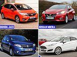 Second-hand superminis with the best and worst reliability track records revealed