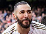 Karim Benzema 'signs one-year contract extension at Real Madrid'