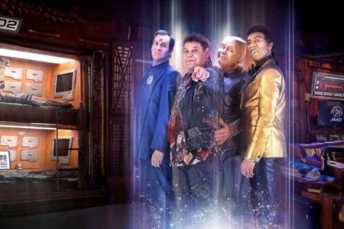 Red Dwarf feature length special announced - and you can get tickets