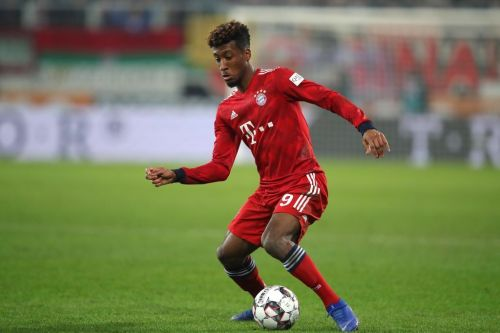 Bayern Munich star Kingsley Coman will face Liverpool after injury scare