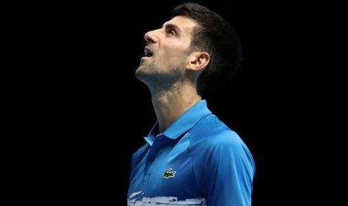 Novak Djokovic reacts to Roger Federer and Rafael Nadal fan favouritism at ATP Finals
