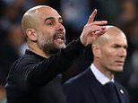 Pep Guardiola urges Manchester City side to be the silent assassins as they face Real Madrid