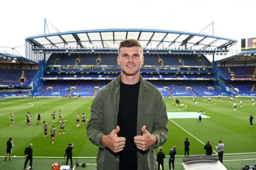 Cesar Azpilicueta rates Timo Werner and Hakim Ziyech's impact in Chelsea training