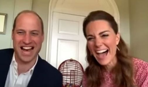 Kate and William erupt into laughter as 'unimpressed' pensioner cheekily snubs Cambridges