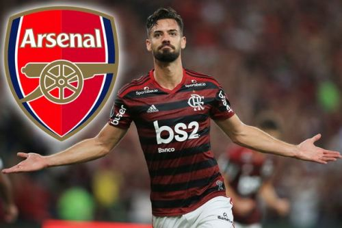 Flamengo confirm Pablo Mari exit with tribute ahead of Arsenal transfer