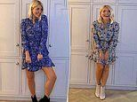 Shoppers go wild over Holly Willoughby's VERY flirty £29.50 M&S frocks