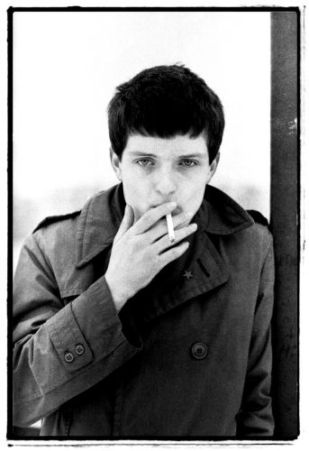 The Subversive Normality of Ian Curtis' Style