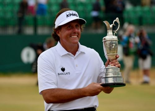 'Unique' career grand slam opportunity fails to materialise for Phil Mickelson