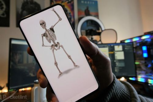 Google has some fun treats for Halloween including augmented reality skeletons and ghosts