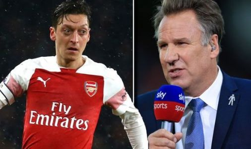 Mesut Ozil: Arsenal hero Paul Merson gives damning reason Unai Emery MUST pick star