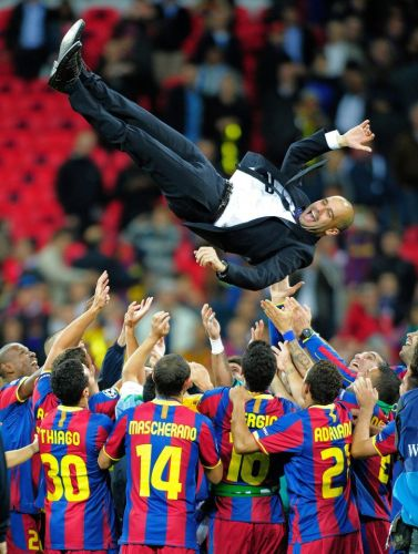 The night Pep Guardiola's Barcelona became the greatest club side of all time